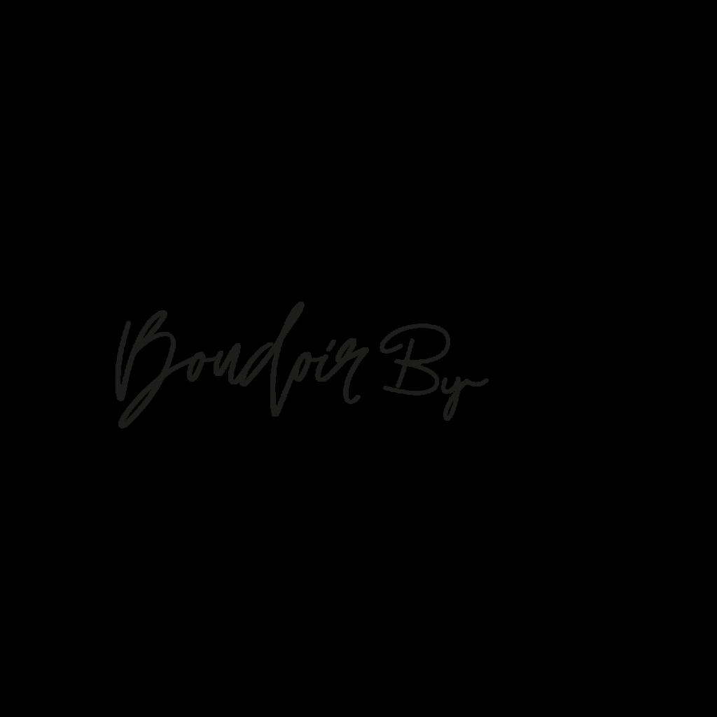 Boudoir Photographer Denver, Mina Logo